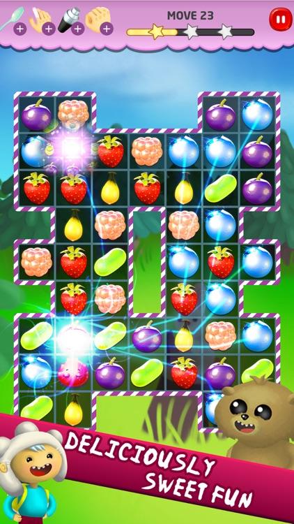 Berry Match King: Strawberry Fruit Crush Game screenshot-0