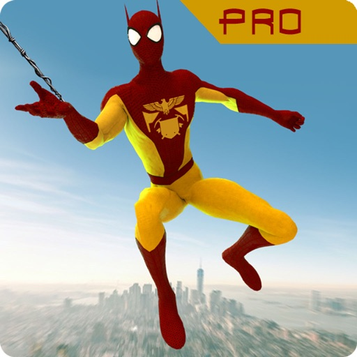 Legend of Spider 3D Hero City Pro iOS App