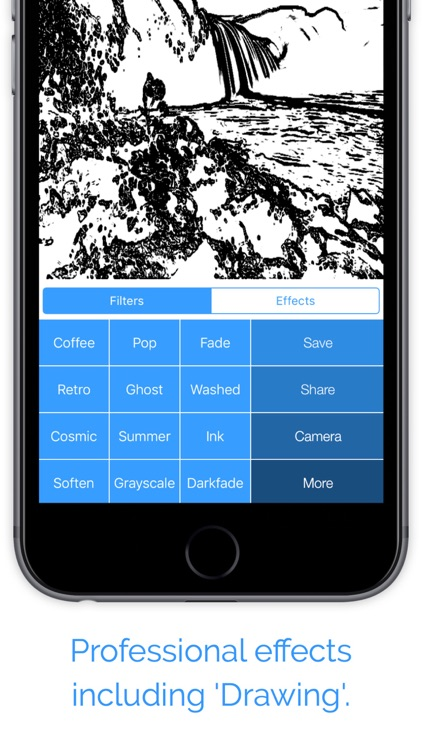 QuickPix - Mixable Filters screenshot-1