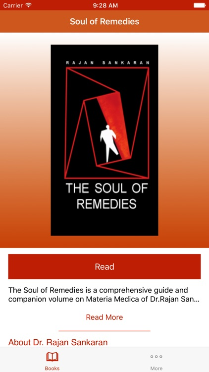 Soul of Remedies - Homeopathy
