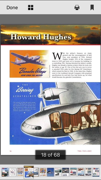 TWA 1925-2001: Airways Classics No 6 screenshot-4