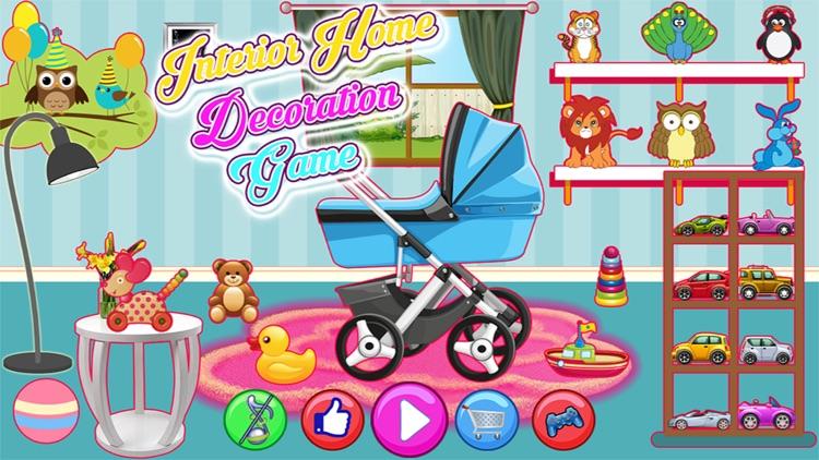 Interior Home Decoration Game & Dream House Design