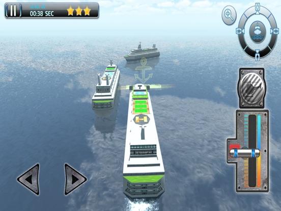 Cruise Ship Boat Parking Simulator 2017 screenshot 6