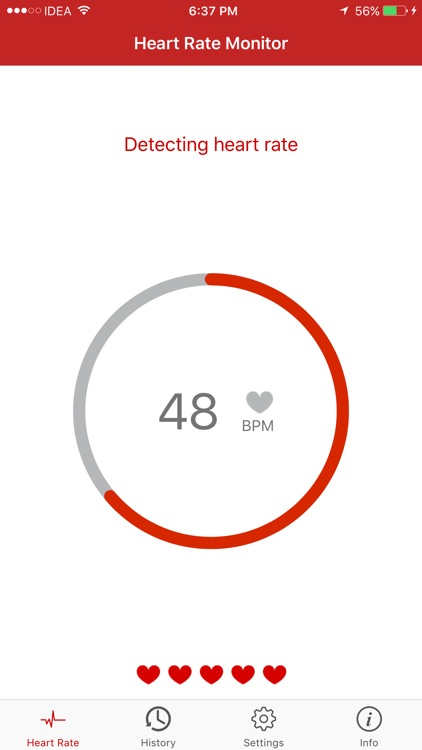 Heart Rate Monitor - Pulse Rate Tracker