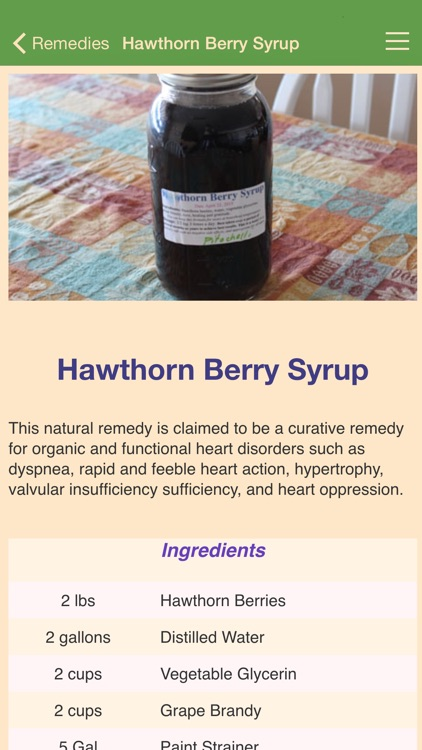 Herbal Remedies - Healing at Home screenshot-2