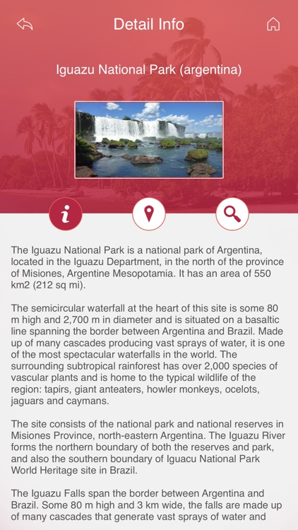 Natural Wonders of South America screenshot-3