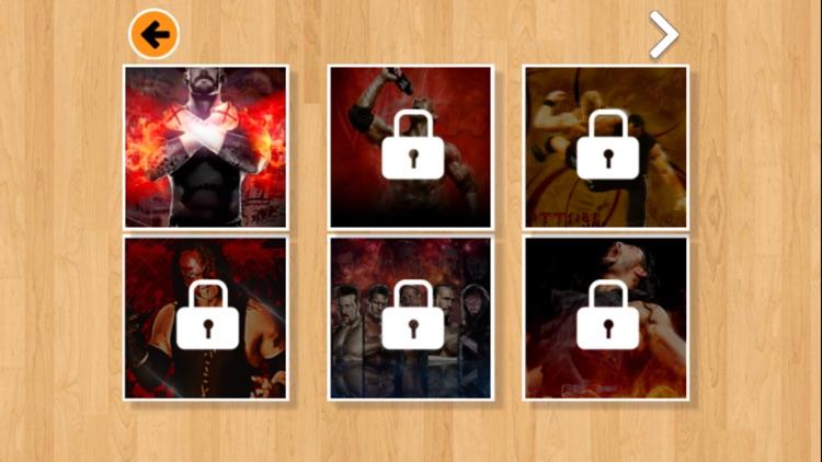 Wrestling Star Jigsaw Puzzle For WWE Champions app image