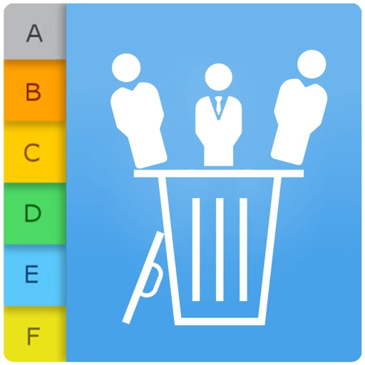 Delete Remove Multiple Contacts from Phonebook iOS App