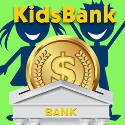 KidsBank Free - Allowance, Chores, Virtual Bank