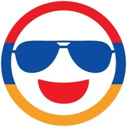 HYEmoji – Armenian Emojis, Yerevan, Armenia!