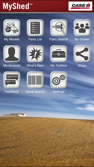 Case IH My Shed™ on the App Store