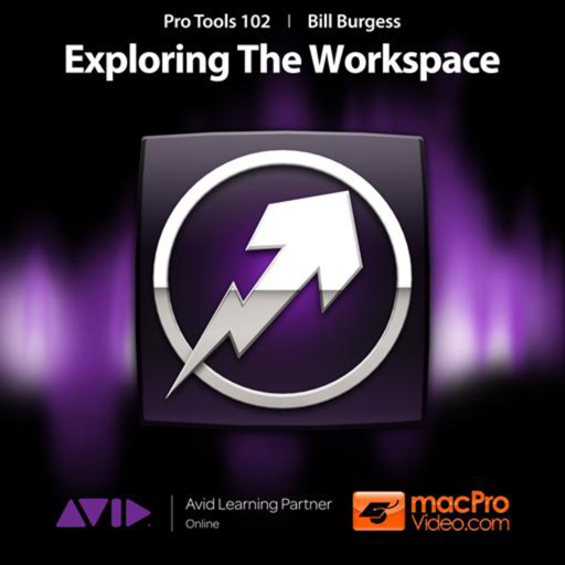 Course For Pro Tools 10 - Exploring The Workspace