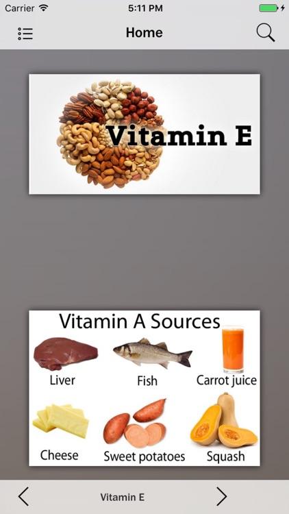 List of Antioxidants Info!