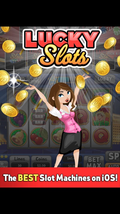 Lucky Slots: Vegas Casino Simulator