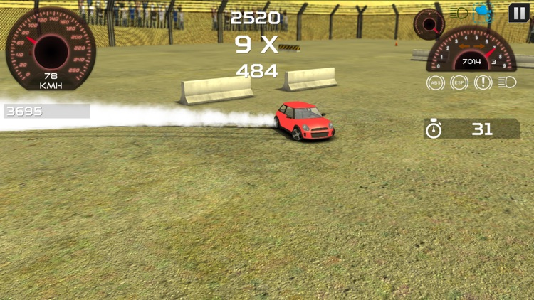Pedal To Metal Drift Racing