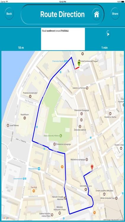 Vatican City - Offline City Maps Navigation screenshot-4