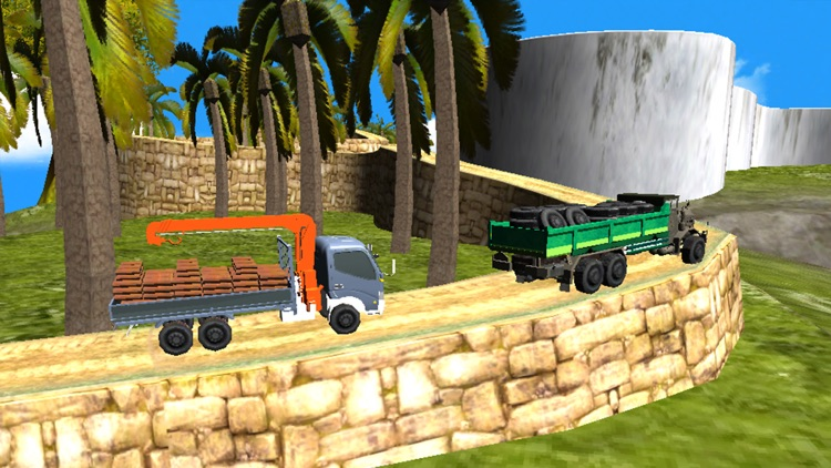 Truck Transporter Simulator 2017 screenshot-3