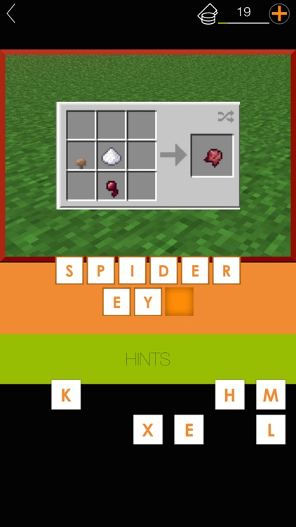 Trivia Game - For Minecraft With Word Guess Quiz by Flamethrower