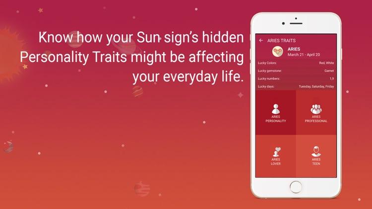 Daily Horoscope - Astrology for Zodiac Signs screenshot-4