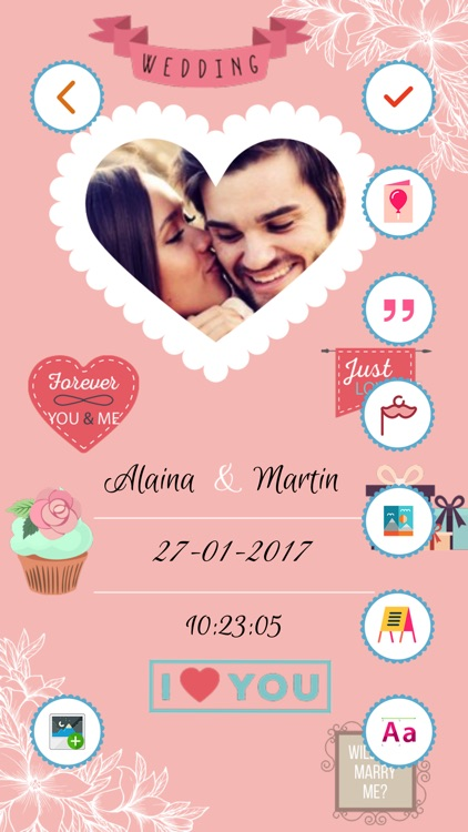 Wedding Invitation Card Maker Pro screenshot-4