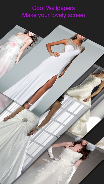 Wedding Dresses - Unique Dress Designs Ideas screenshot-0