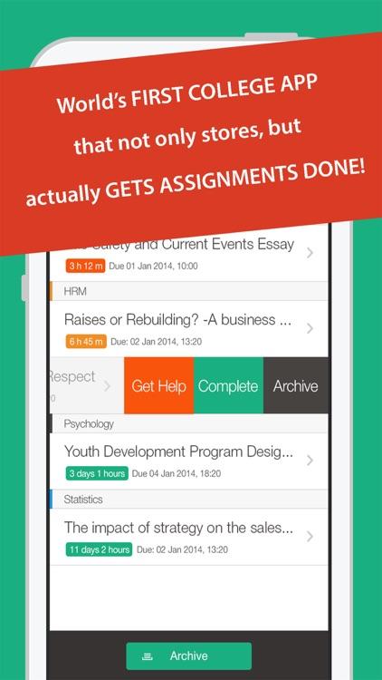 Assignment Lab Essay Writer App