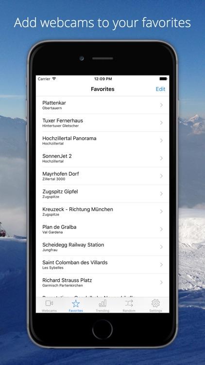 AlpenCams screenshot-4