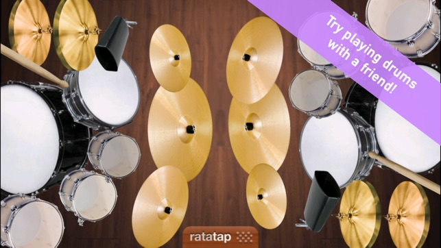 Ratatap Drums Free on the App Store