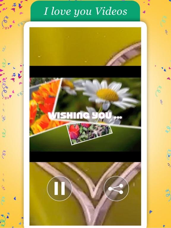 Happy Birthday Videos - Animated Video Greetings screenshot 8