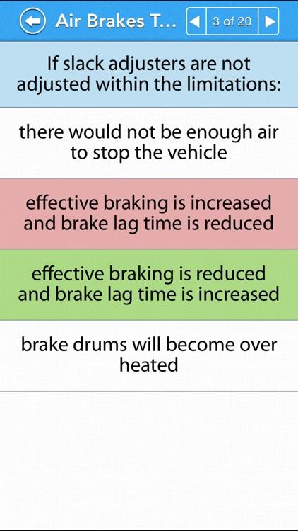 Air Brakes Test Lite Edition screenshot-3