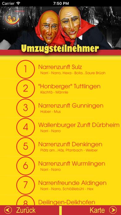 Ringtreffen Sulz screenshot 4