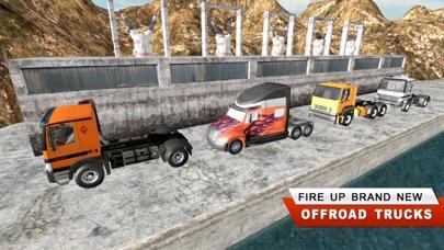 真实 越野 驾驶 模拟器 : 爬坡道 赛车 游戏 App 截图