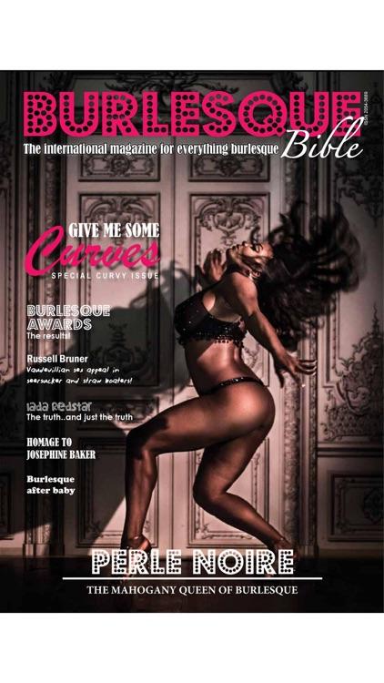 Burlesque Bible - The World No1 magazine for EVERYTHING burlesque
