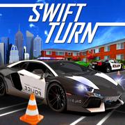 惊悚车漂移驾驶迪拜警察Sim 3D