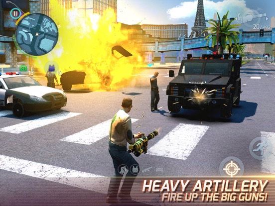 Gangstar Vegas Screenshots