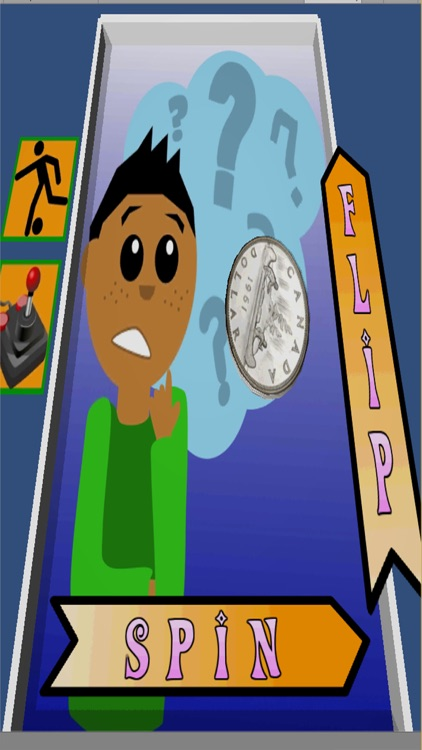 Heads or Tails ? Flip a coin. screenshot-3