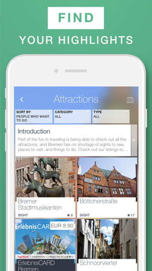 Bremen Travel Guide Offline Map on the App Store