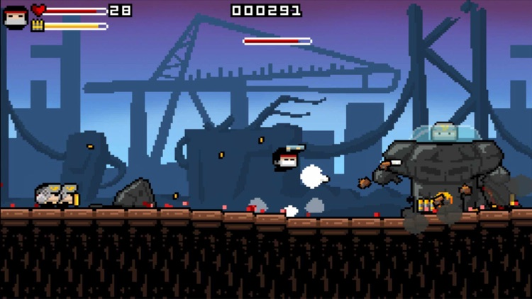 Gunslugs 2 screenshot-2