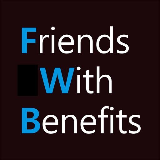 Friends With Benefits - meet women and men, chat app logo