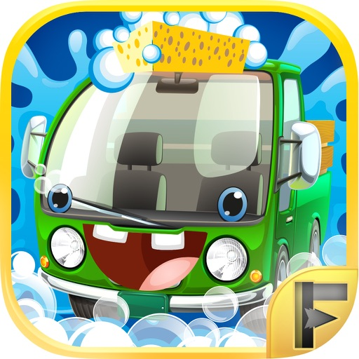 Truck Stop Car & Van Wash iOS App