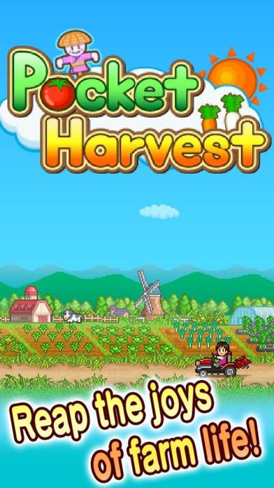 Pocket Harvest screenshot 5