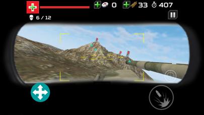 Tank Crusade T-90 : Battle Tank Simulator screenshot one