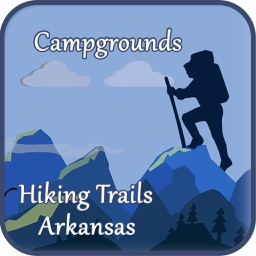 Arkansas - Campgrounds & Hiking Trails,State Parks