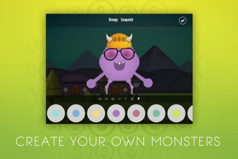 MonsterMe by MonsterCreate - náhled
