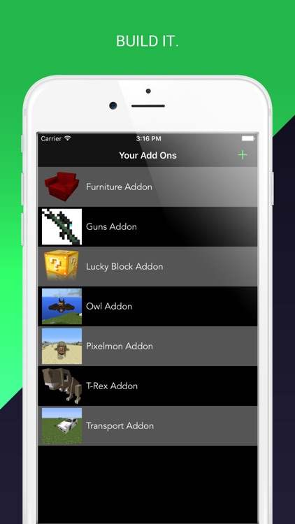 Addon Creator Studio for Minecraft PE screenshot-3