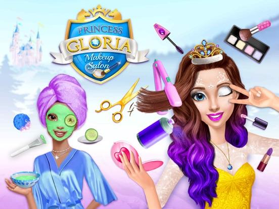 Princess Gloria Makeup Salon screenshot 6