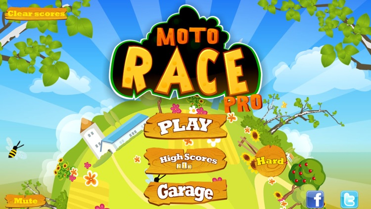 Moto Race Pro Free screenshot-0
