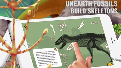 Ginkgo Dino: Dinosaurs World Game for Kidsのおすすめ画像4