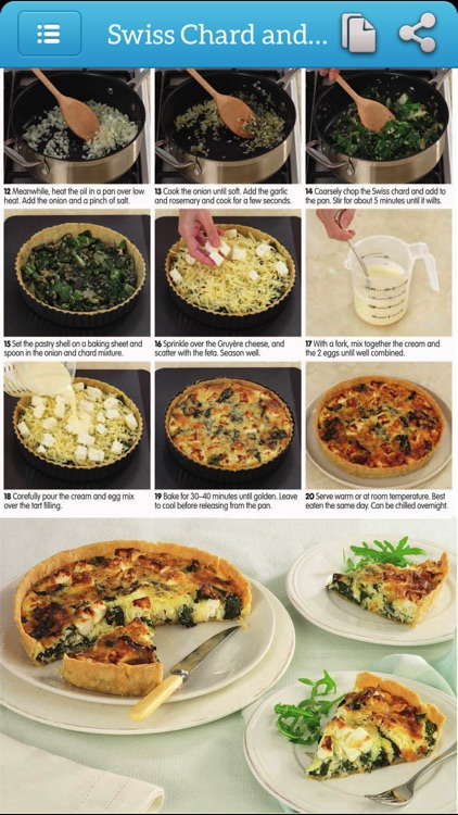Baking - Step by Step Recipes screenshot-4