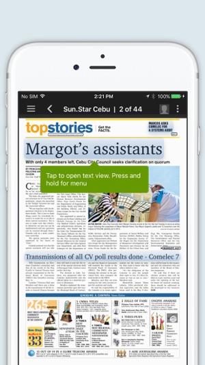Sun Star E-paper on the App Store
